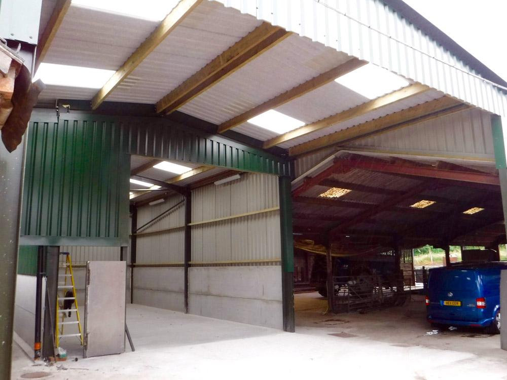 Brad Rushton Br Farm Buildings Quality Farm