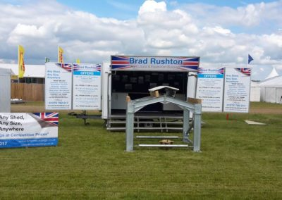 Brad Rushton display